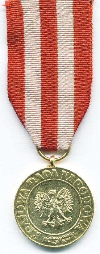 Аверс медали «Победы и Свободы 1945».