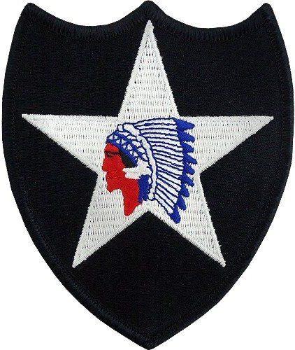 2-я пехотная дивизия. Созданная в 1944 году.