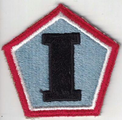 1-я группа армий. Создана в 1943 году, позднее превратилась в фантом.
