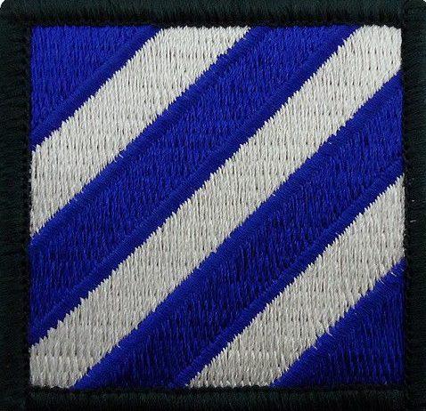 3-я пехотная дивизия. Созданная в 1942 году.