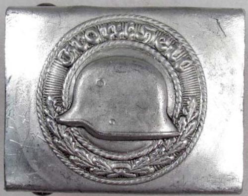 Пряжки Stahlhelm Bund 1930-х годов.