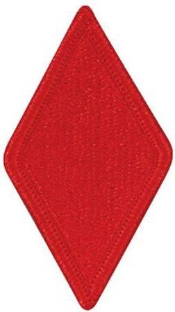 5-я пехотная дивизия. Созданная в 1944 году.