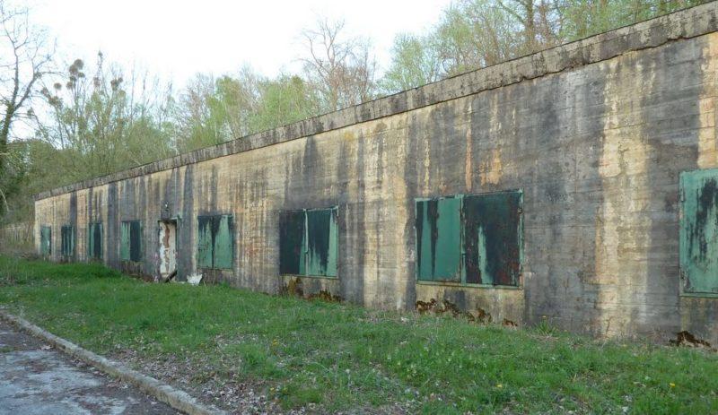 Сооружение №002 - бункер OKW.