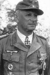 Рудольф Конрад. Генерал горных войск.
