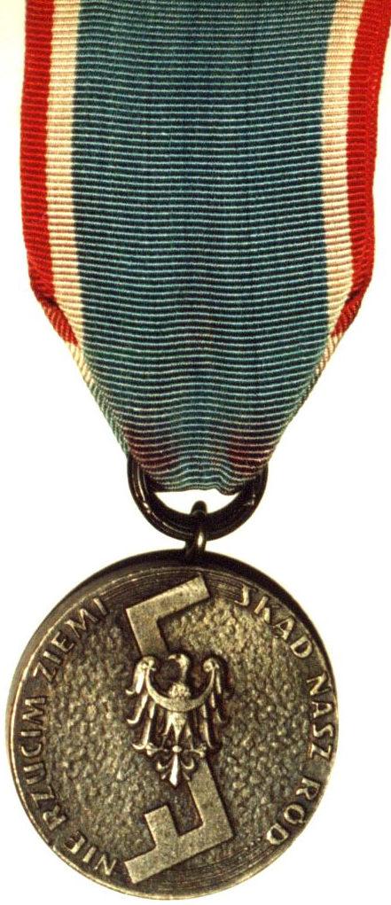 Аверс «Медали Родла».