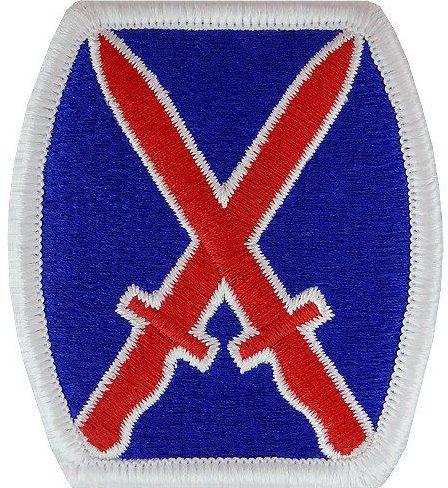 10-я горная дивизия. Созданная в 1944 году.