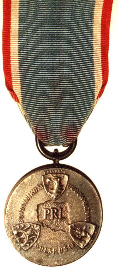 Реверс «Медали Родла».