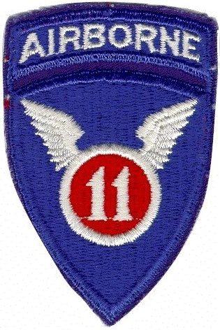 11-я пехотная дивизия. Созданная в 1944 году.