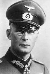 Георг Рейнгардт. Генерал-полковник.