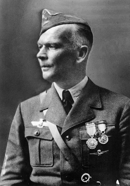 Вольфрам Рихтгофен. Генерал-фельдмаршал авиации.