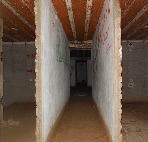 Внутри фюрербюнкера.