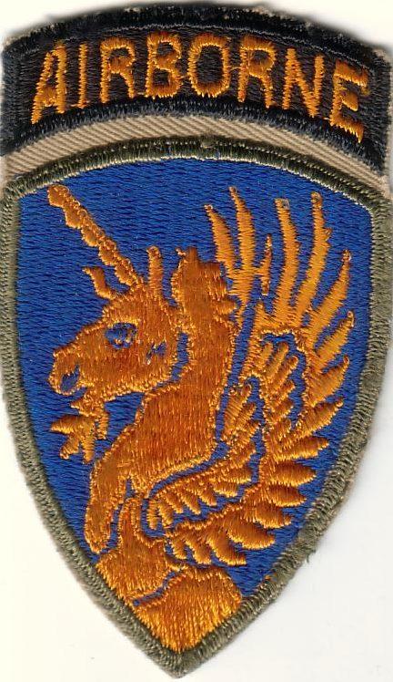 13-я пехотная дивизия. Созданная в 1945 году.