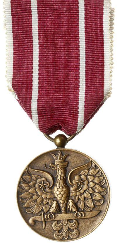 Аверс Медали Армии.