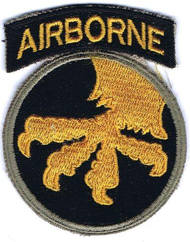 17-я пехотная дивизия. Созданная в 1944 году.