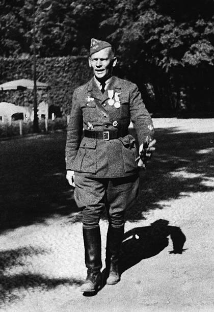 Вольфрам Рихтгофен. 1939 г.
