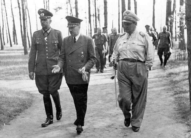 Гитлер на Украине (в Виннице)
