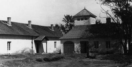 Снетогорский монастырь в годы войны.