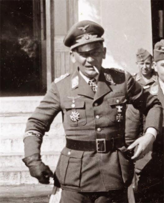 Вольфрам Рихтгофен. 1940 г.