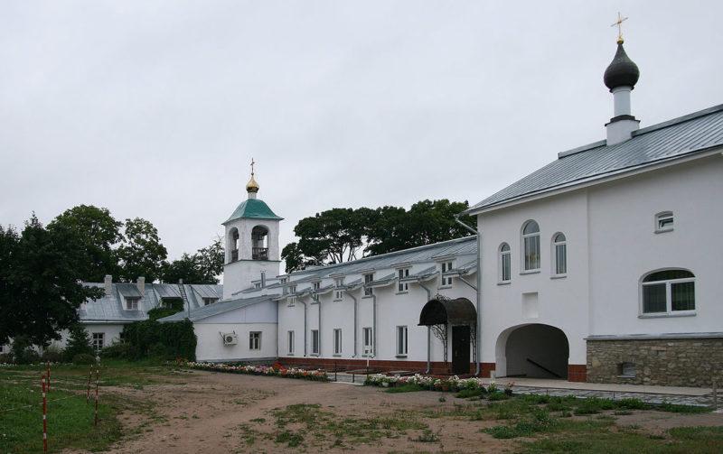 Снетогорский монастырь сегодня.