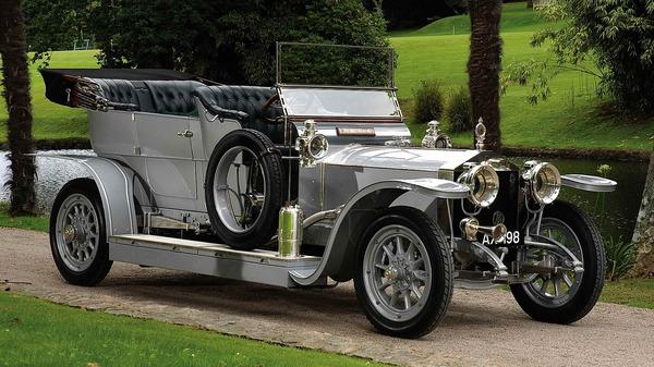 Сталинский «Packard Twelve».