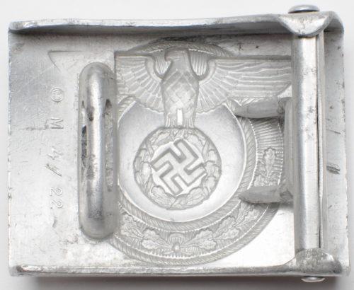 Пряжка алюминиевая штурмовых отрядов СА.