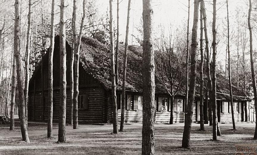Командный пункт Гитлера в «Werwolf».