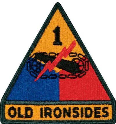 1-й бронетанковый корпус.