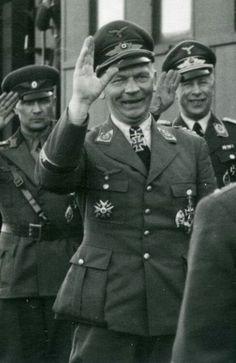 Вольфрам Рихтгофен. 1943 г.