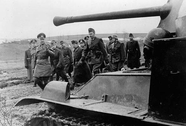 Модель Вальтер и Геза Лакатос. 1944 г.