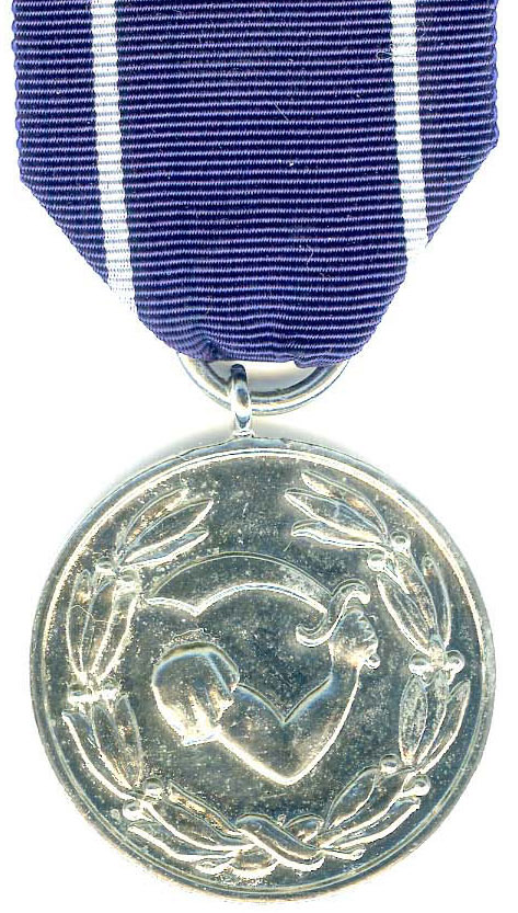 Аверс Медали ВМФ.