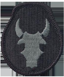 34-я пехотная дивизия. Созданная в 1942 году.
