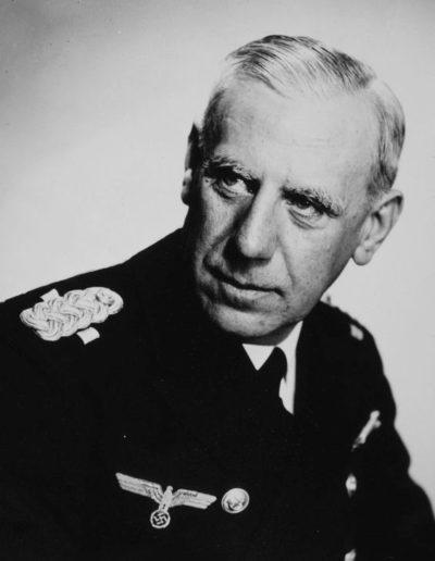 Фридрих Канарис. Адмирал.