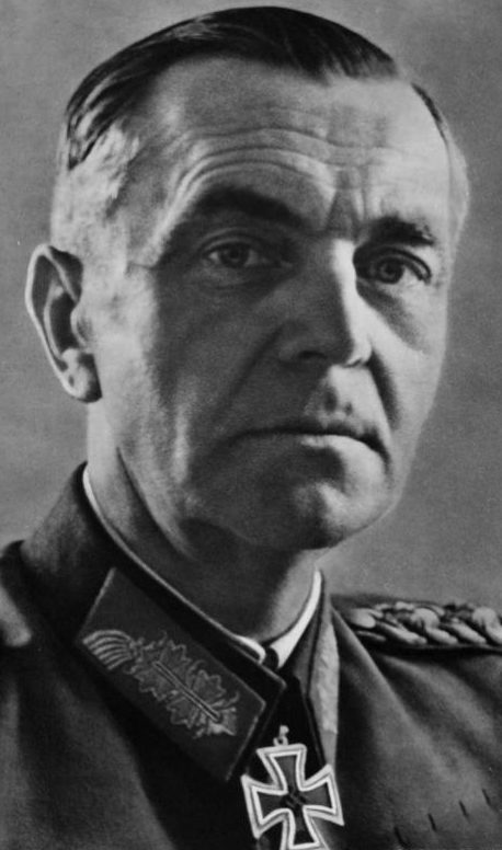 Фридрих Паулюс. Генерал-фельдмаршал.
