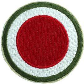 37-я пехотная дивизия. Созданная в 1943 году.