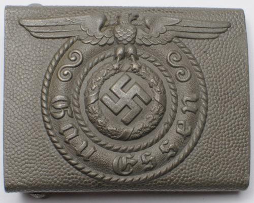 Тропическая пряжка рядового и унтер-офицерского состава СС.