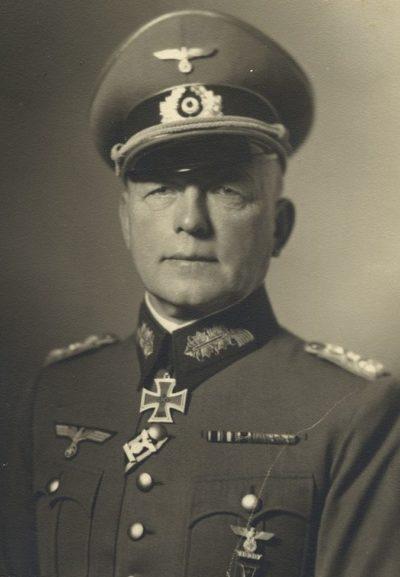 Эвальд Клейст. Генерал-фельдмаршал.