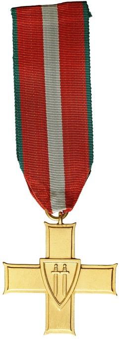 Аверс Ордена Крест Грюнвальда 1-класса.