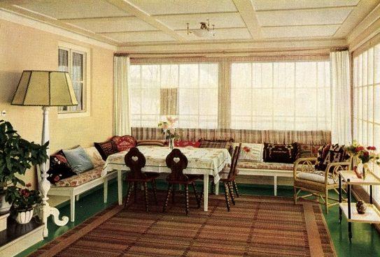 Чайный домик на территории резиденции.
