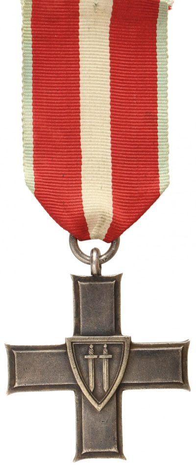 Аверс Ордена Крест Грюнвальда 3-класса.