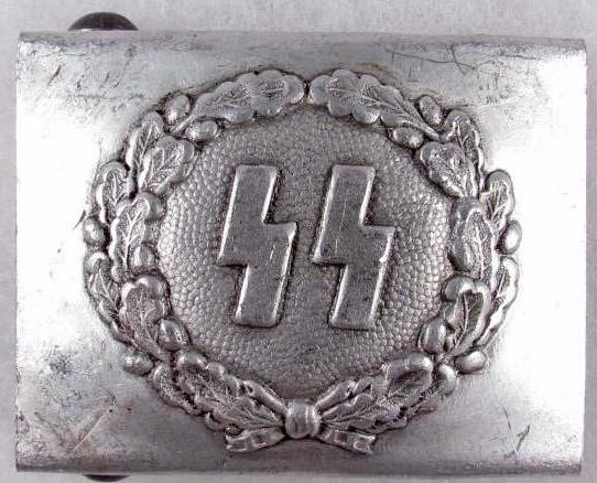 Пряжки стальные Waffen СС.