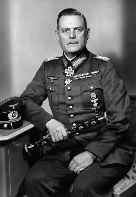 Вильгельм Кейтель. Генерал-фельдмаршал.