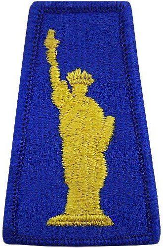 77-я пехотная дивизия. Созданная в 1944 году.