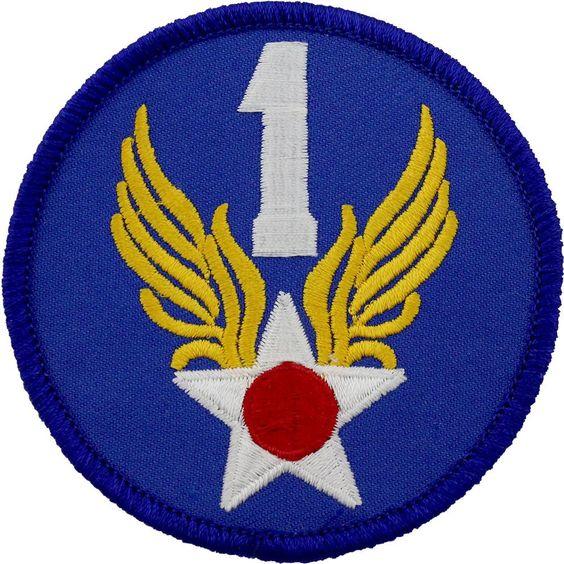 1-й флот ВВС, созданный в 1940 г.