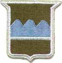80-я пехотная дивизия. Созданная в 1944 году.