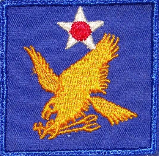 2-й флот ВВС, созданный в 1940 г.