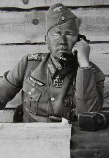Вальтер Рейхенау. 1939 г.
