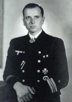 Отто Кпечмер. Адмирал флотилии.