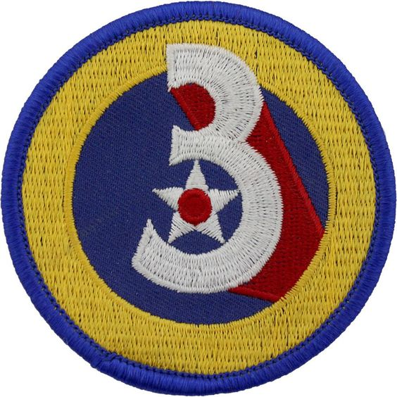3-й флот ВВС, созданный в 1940 г.