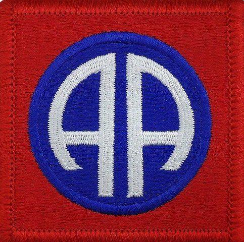 82-я пехотная дивизия. Созданная в 1942 году.