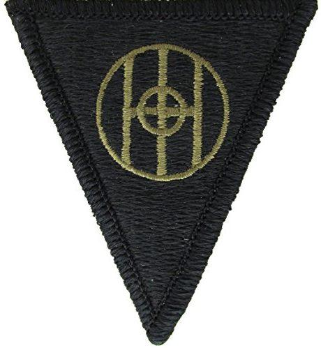 83-я пехотная дивизия. Созданная в 1944 году.